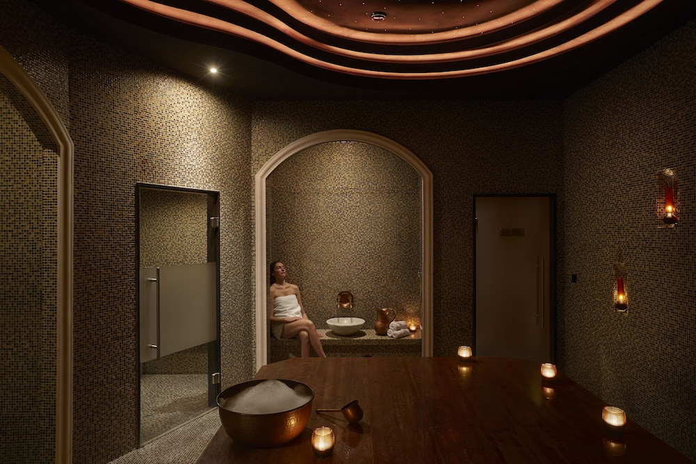 Turkish Bath, Conrad Dubai