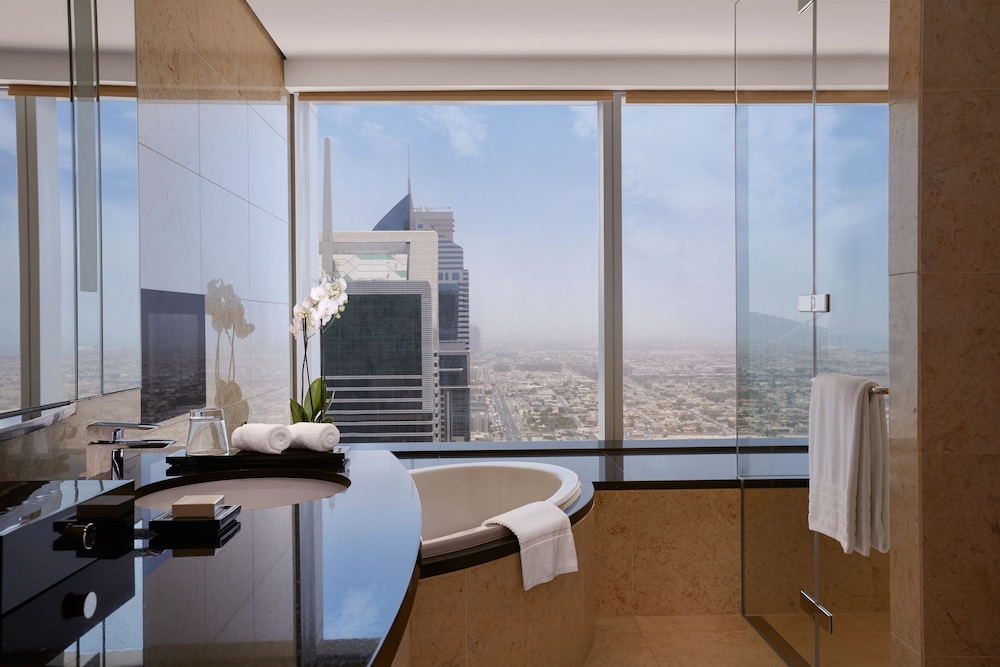 Bathroom, Conrad Dubai