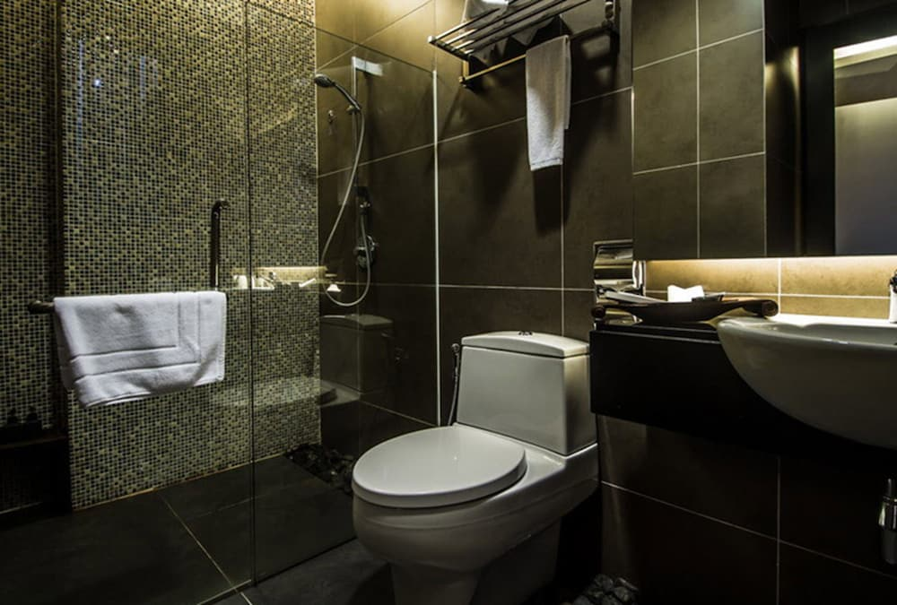 Bathroom, The Ranee Boutique Suites