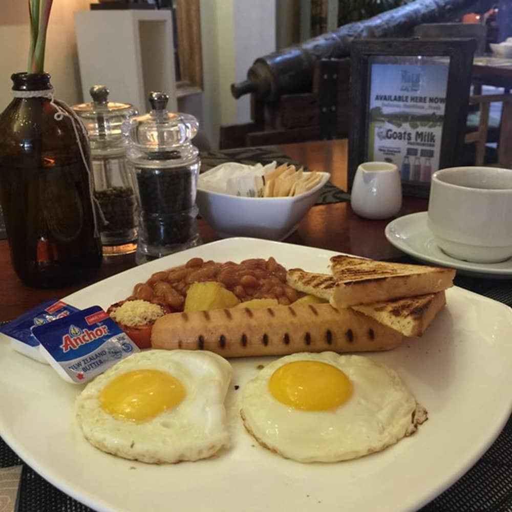 Breakfast Meal, The Ranee Boutique Suites