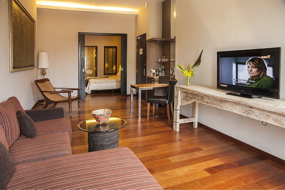 Living Area, The Ranee Boutique Suites