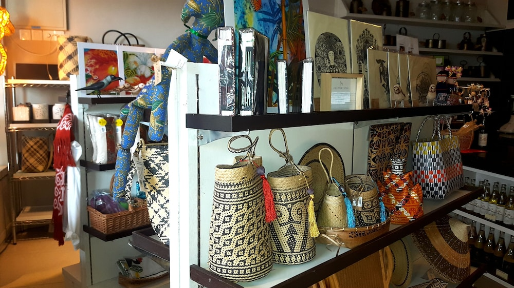 Gift Shop, The Ranee Boutique Suites