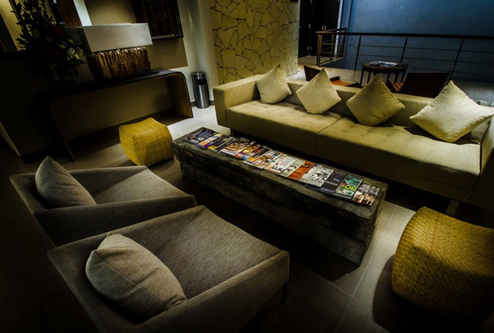 Interior Detail, The Ranee Boutique Suites