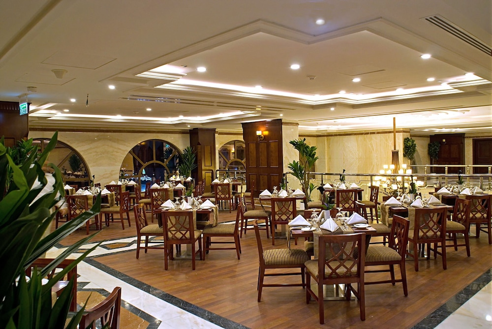 Breakfast Area, Dar Al Eiman Royal Hotel