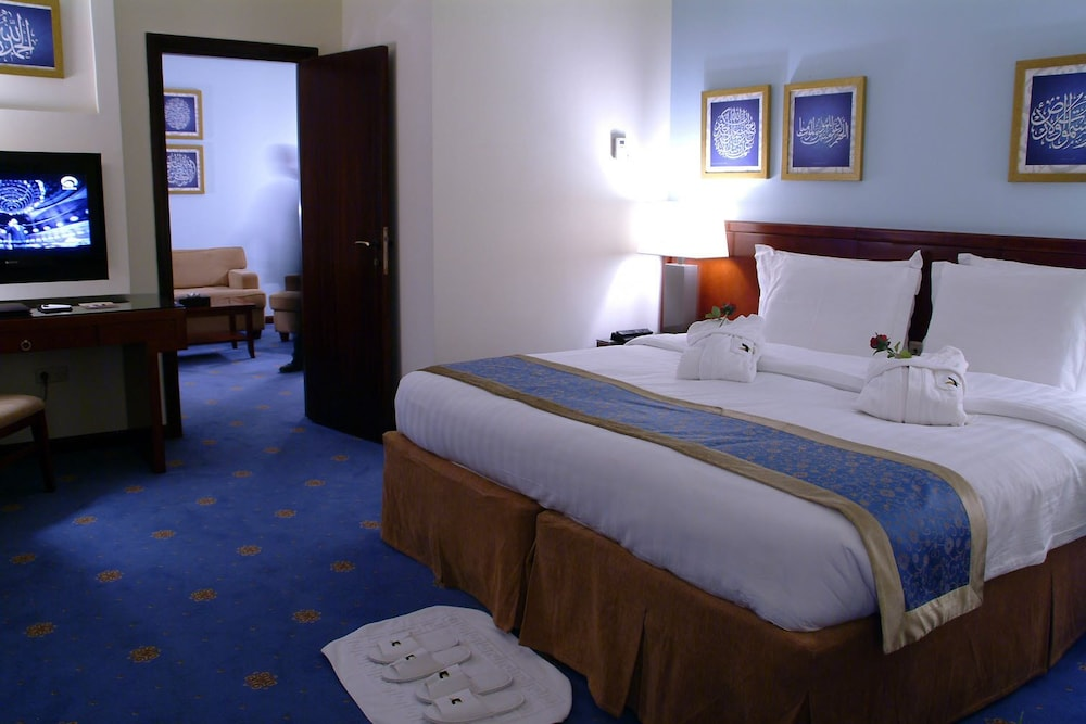 Room, Dar Al Eiman Royal Hotel