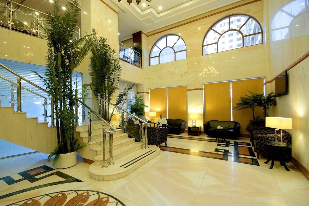 Interior, Dar Al Eiman Royal Hotel