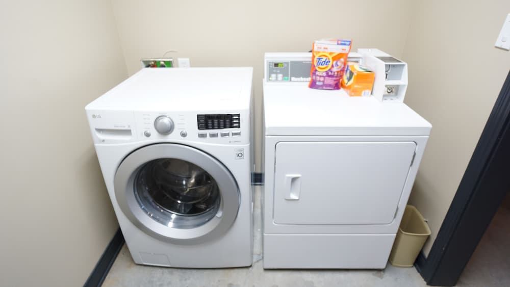 Laundry Room, The Hotel Sync