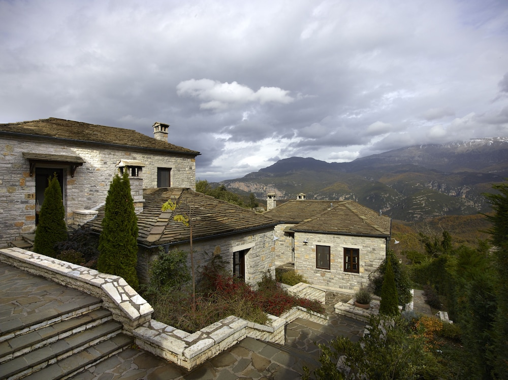 View from Room, Aristi Mountain Resort and Villas