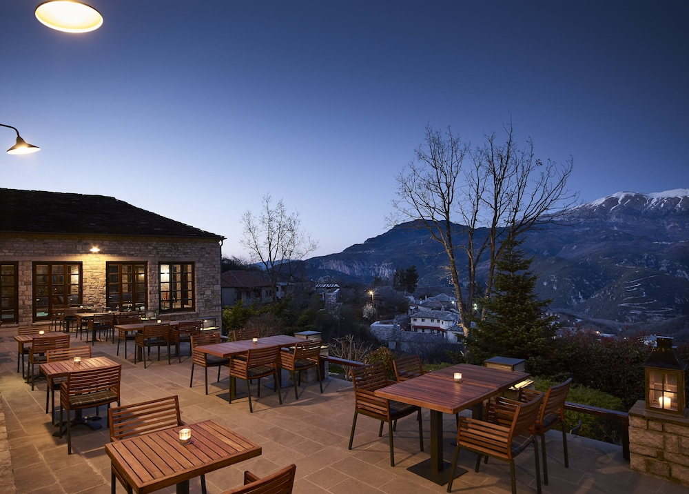 Terrace/Patio, Aristi Mountain Resort and Villas
