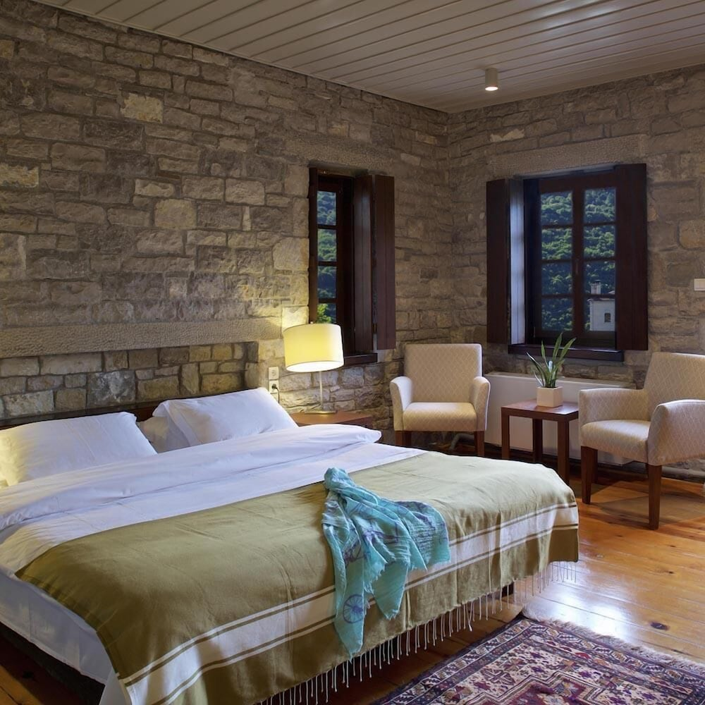 Room, Aristi Mountain Resort and Villas