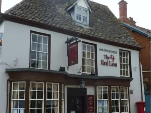 Faringdon United Kingdom  City pictures : The Red Lion Faringdon, United Kingdom | Expedia