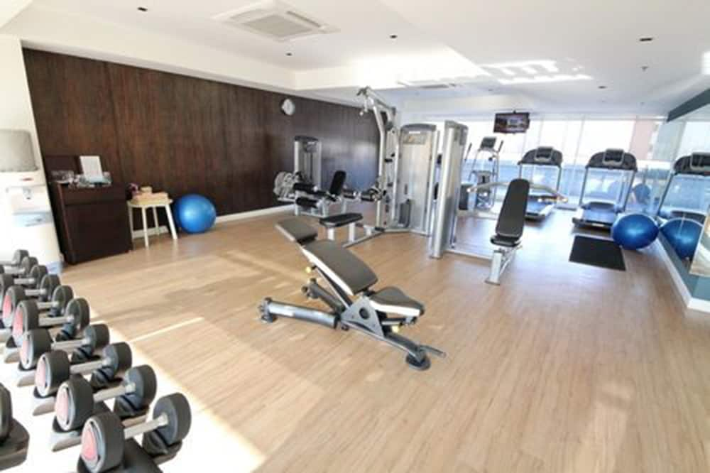 Fitness Facility, The Quarter Hualamphong by UHG