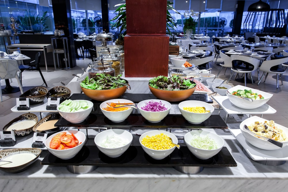 Breakfast buffet, Centara Watergate Pavillion Hotel Bangkok