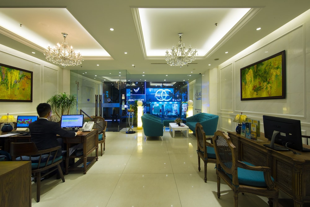 Reception, Alagon Saigon Hotel & Spa