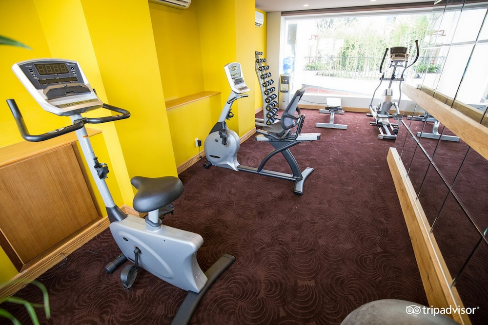 Fitness Facility, Alagon Saigon Hotel & Spa
