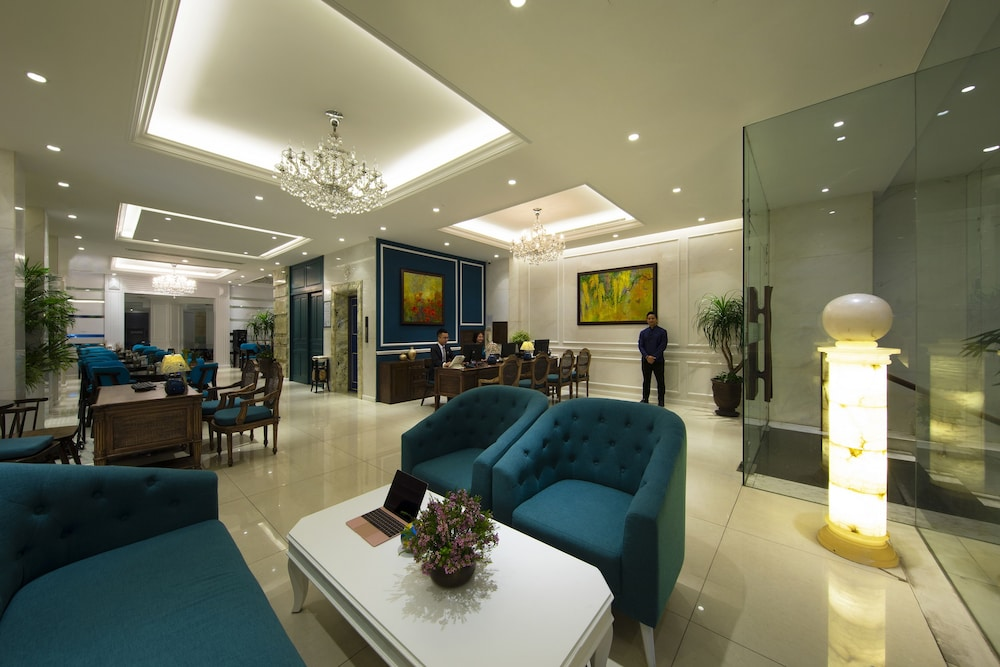 Business Center, Alagon Saigon Hotel & Spa