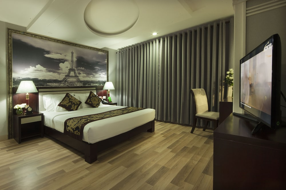 Room, Alagon Saigon Hotel & Spa