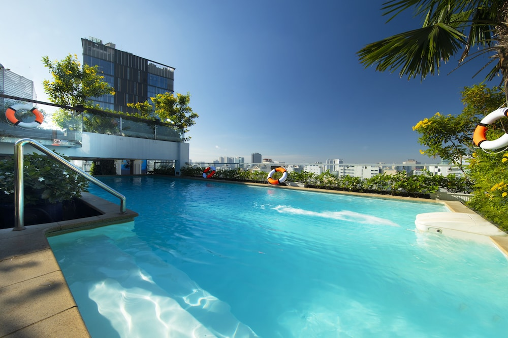 Outdoor Pool, Alagon Saigon Hotel & Spa