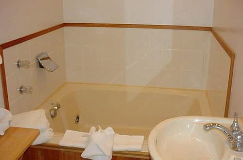 Bathroom, The Taber Inne & Suites