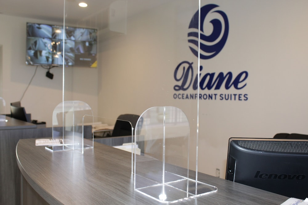 Reception, The Diane Oceanfront Suites