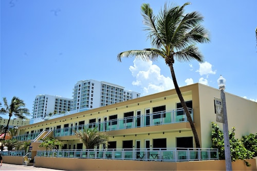 The Diane Oceanfront Suites