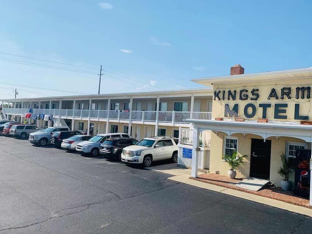 Exterior, Kings Arms Motel