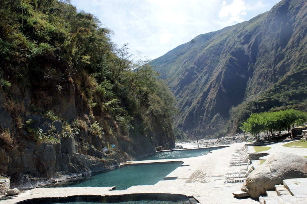Outdoor Pool, Eco Quechua Lodge