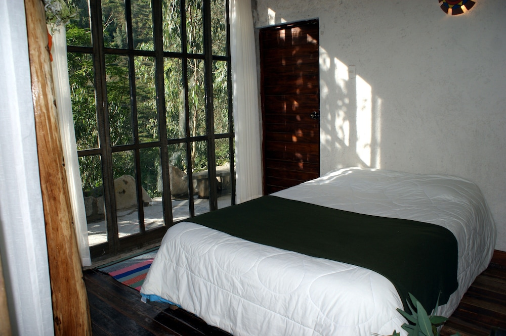View from Room, Eco Quechua Lodge