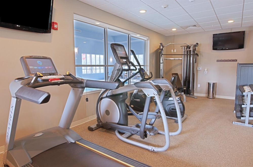 Gym, Best Western Plus Miami Airport North Hotel & Suites