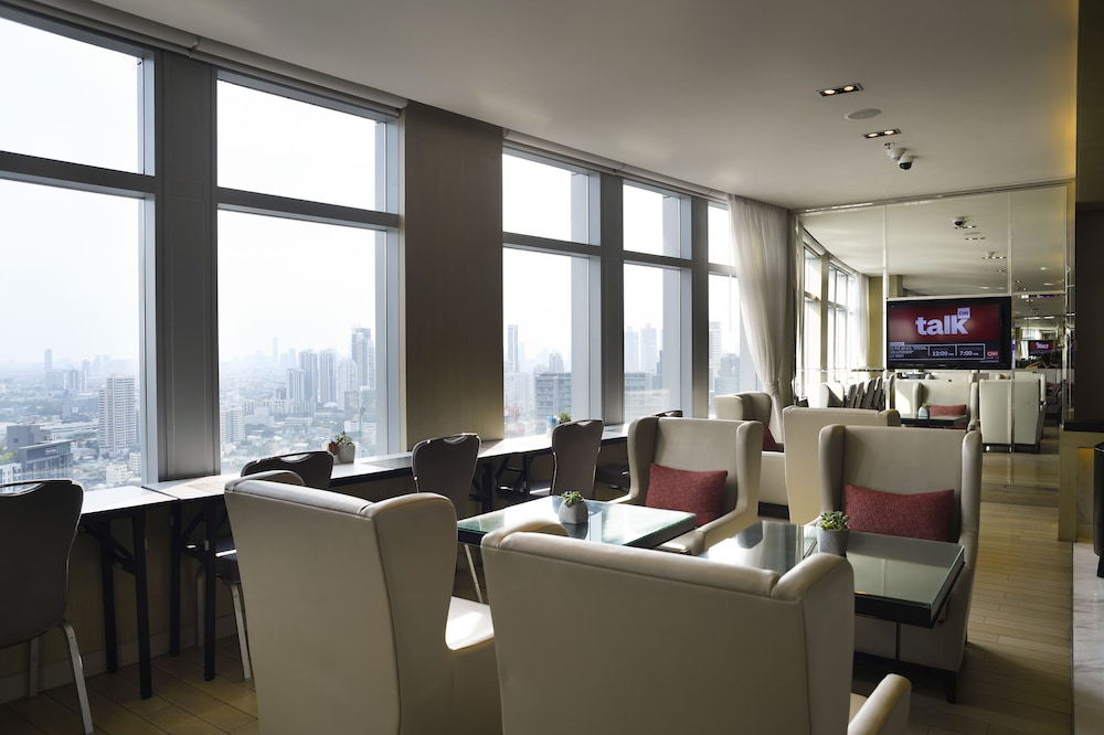 Executive Lounge, Bangkok Marriott Hotel Sukhumvit
