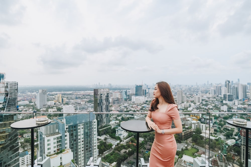 City View from Property, Bangkok Marriott Hotel Sukhumvit