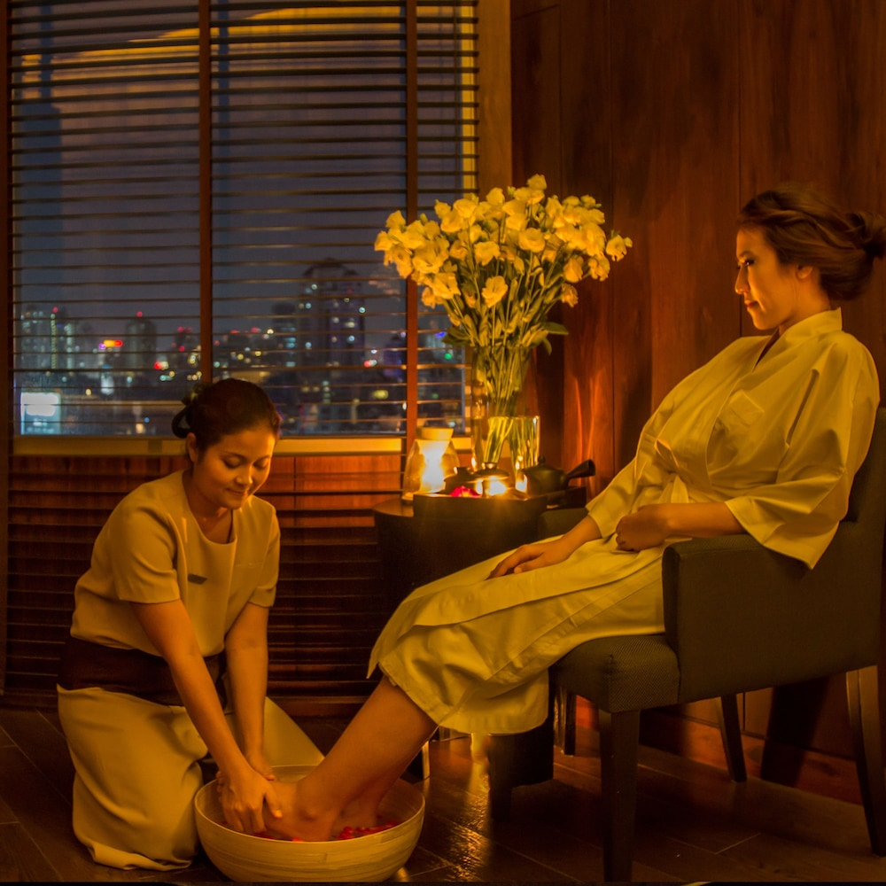 Spa Treatment, Bangkok Marriott Hotel Sukhumvit