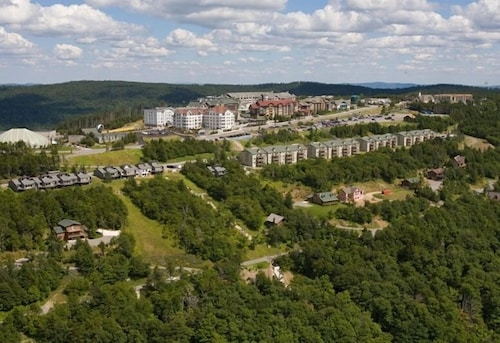 Aerial View, The Inn at Snowshoe