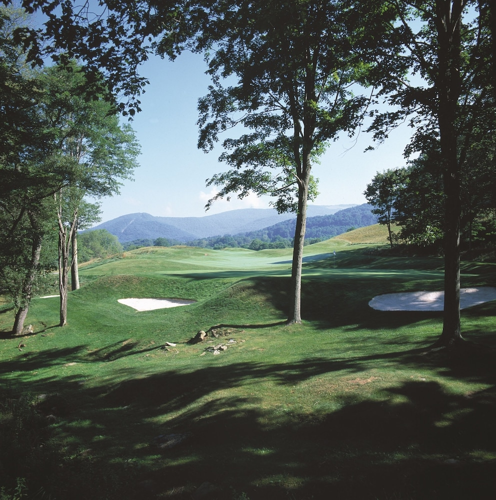 Golf, The Inn at Snowshoe