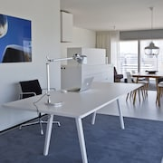 Businesscentrum in kamer