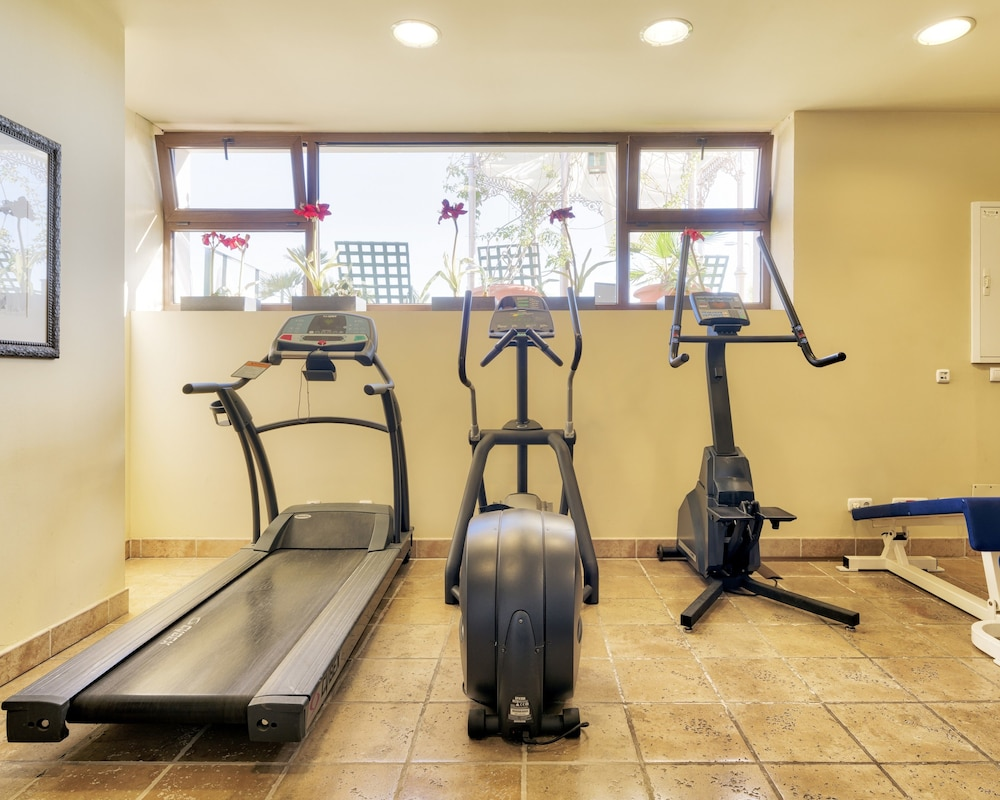 Gym, Hotel ILUNION Mérida Palace