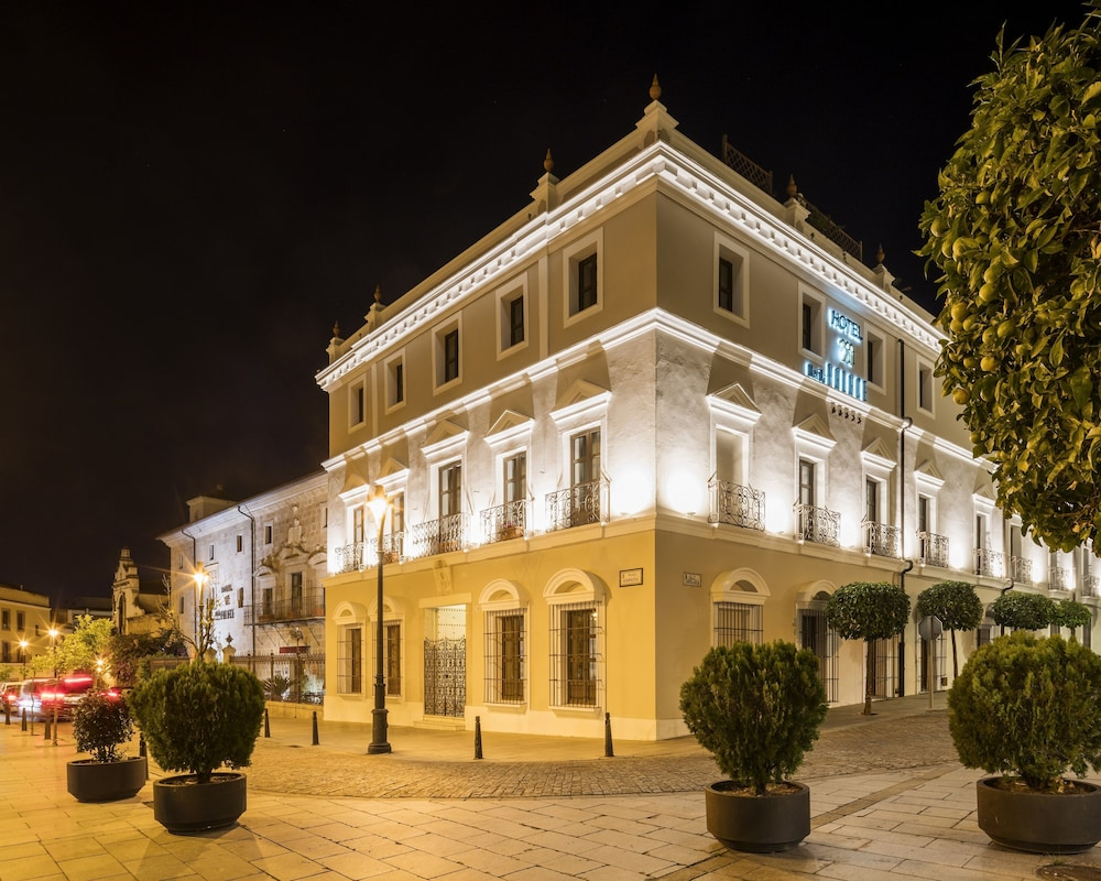 Front of Property, Hotel ILUNION Mérida Palace