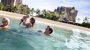 Private beach nearby, beach cabanas, sun-loungers, snorkelling