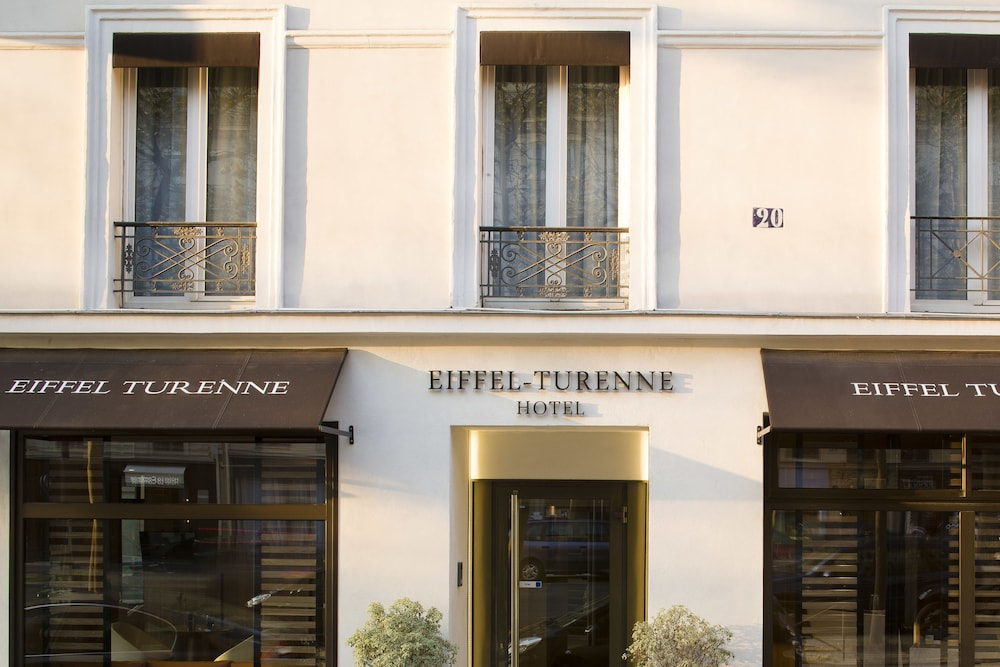 Hotel Eiffel Turenne In Paris Hotel Rates Reviews On
