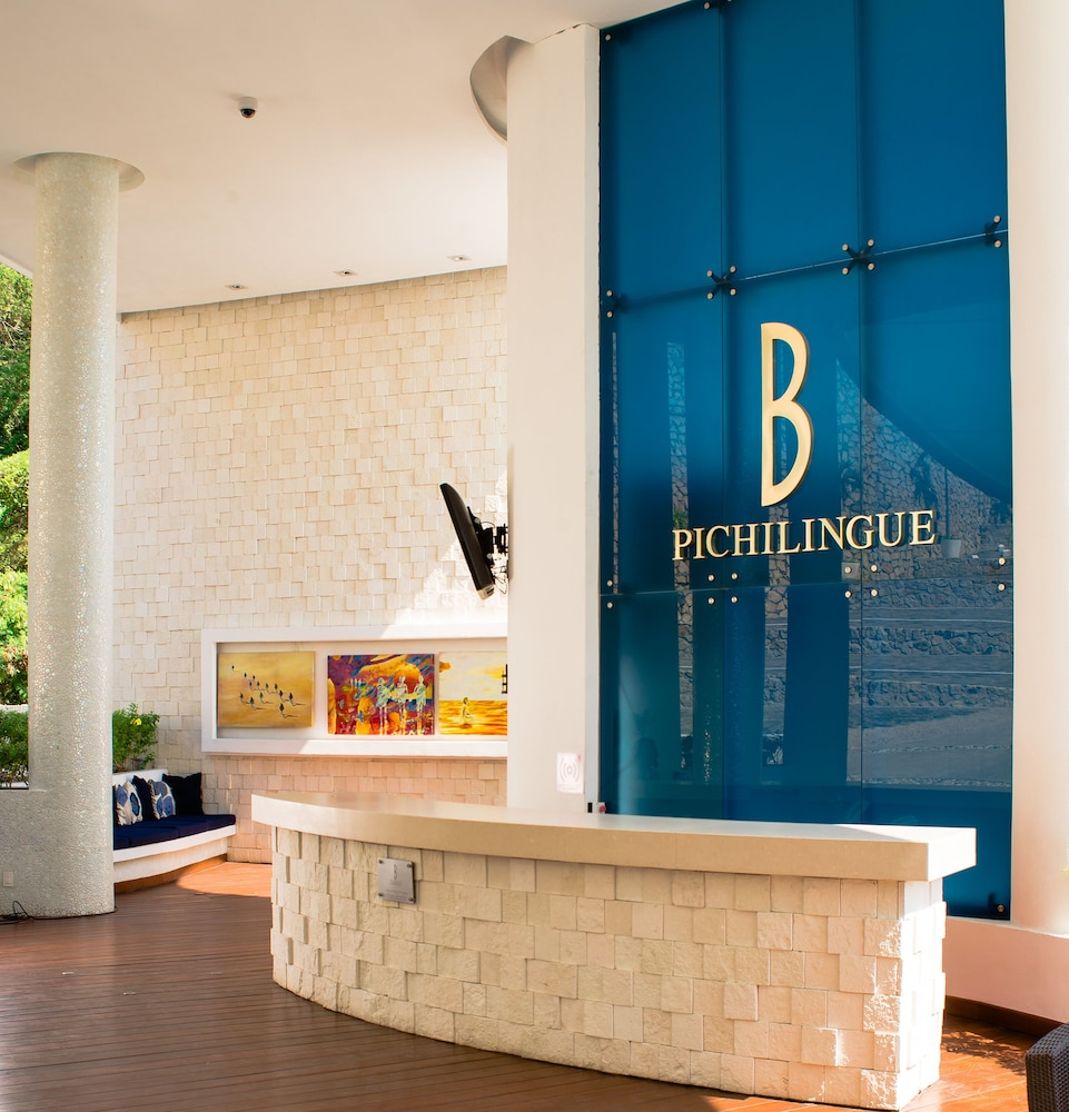 Reception, B Pichilingue Acapulco