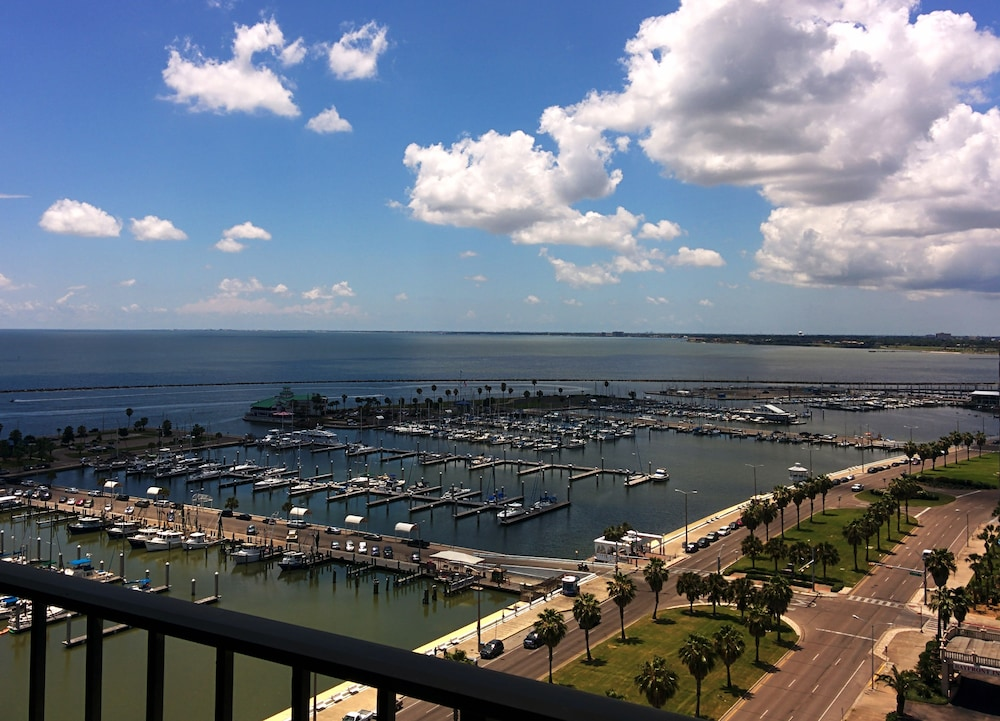 View from Room, Holiday Inn Corpus Christi Downtown Marina, an IHG Hotel