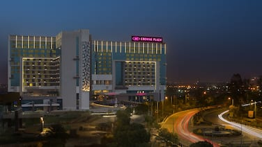 Crowne Plaza Greater Noida