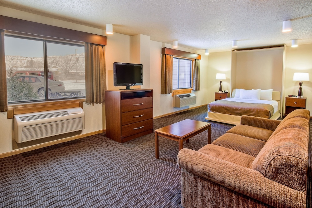 Room, AmericInn by Wyndham Medora