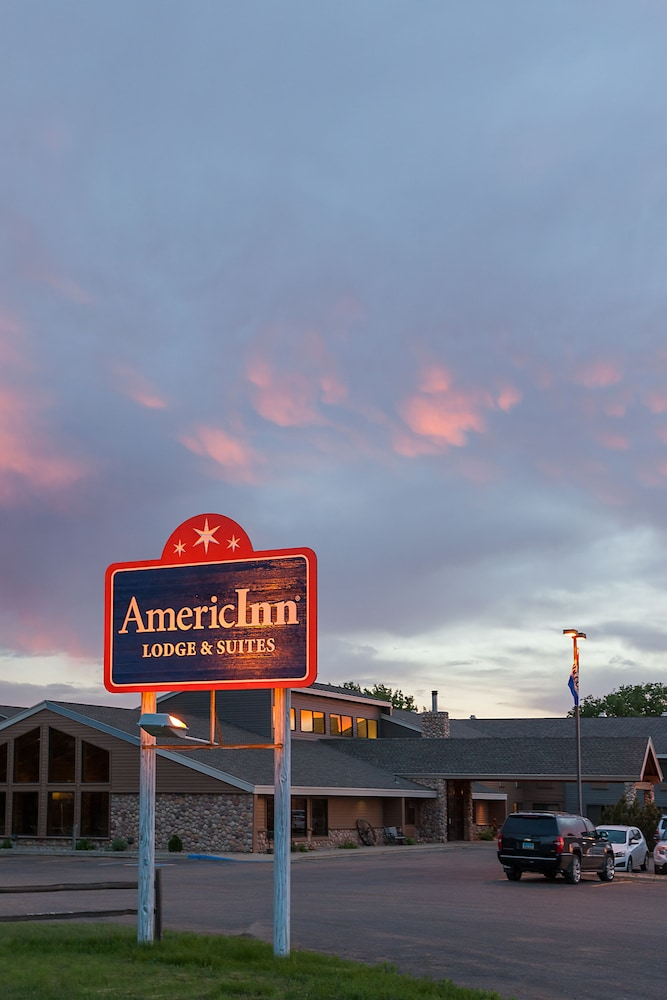 Front of Property, AmericInn by Wyndham Medora