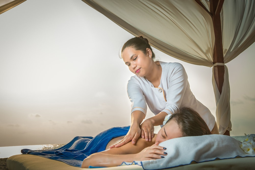 Massage, Eden Resort Phu Quoc