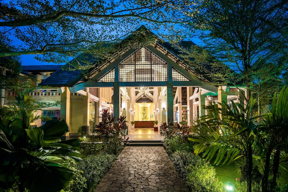 Property Entrance, Eden Resort Phu Quoc