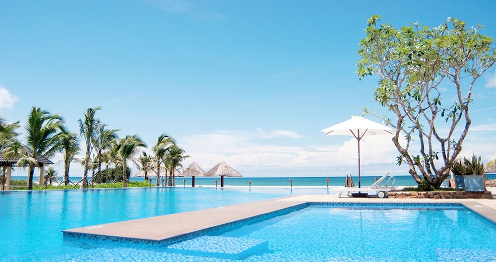 Outdoor Pool, Eden Resort Phu Quoc