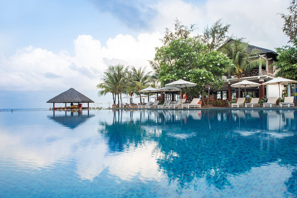 Infinity Pool, Eden Resort Phu Quoc