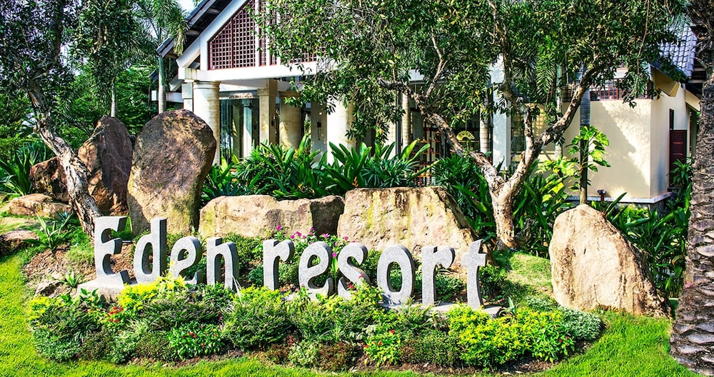 Front of Property, Eden Resort Phu Quoc