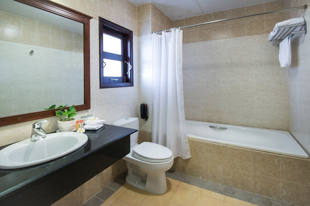 Bathroom, Eden Resort Phu Quoc